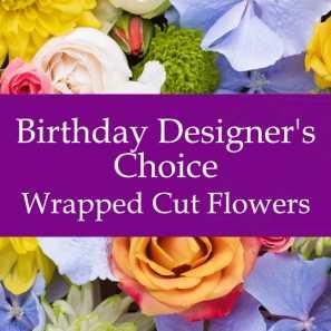 Birthday Florist's Choice I