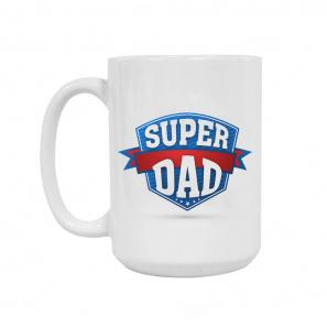 Ceramic Mug Super Dad