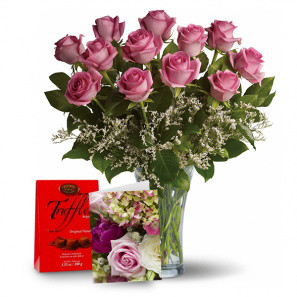 One Dozen Mothers Day Roses II
