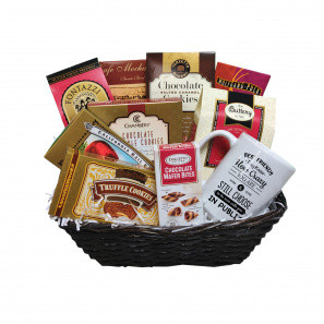 Thinking of you gift basket  III buy at Florist